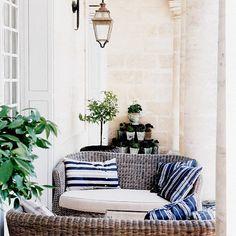 Garten Terrasse Wohnideen Möbel Dekoration Decoration Living Idea Interiors home garden - Gartensitzplatz