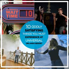 """We promise you will have an """"oh."""" moment when browsing these 10 Oddly Satisfying Things Every Passholder Must Experience at Universal Orlando Resort Orlando Resorts, Oddly Satisfying, English House, Universal Orlando, In This Moment, How To Plan, Vacation, Disney, Vacations"""
