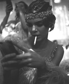 Great gatsby x Kendall Jenner