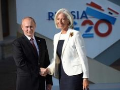 Russia is creating a $100 billion rival to the IMF