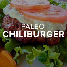 Kun je niet kunt beslissen of je een Paleo Chiliburger of een Paleo hamburger wilt vanavond? Neem ze dan allebei!