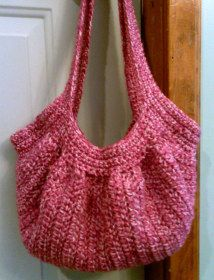 Free Crochet Pattern Fat Bottom Bag : Fat Bottom Bag - CROCHET Crocheting: Bags & Purses ...