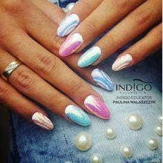 249 отметок «Нравится», 5 комментариев — Indigo Nails France (@indigonailsfrance) в Instagram: «Indigo Pixel style 😍😍😍 #haveagoodday #geluv #vernissemipermanent #onglesengel #nailpolish…»