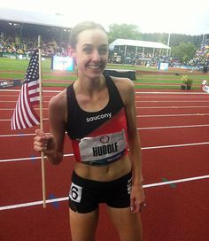 My American Record – by Molly Huddle | Believe I Am