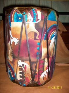 Native American Drum  from Elusive Wolf