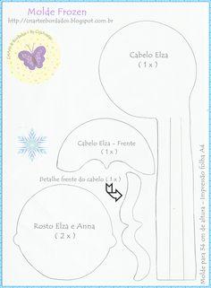Anna e Elza Frozen