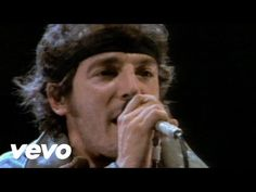 Bruce Springsteen's official music video for 'Born In The U.S.A.'. Click to listen to Bruce Springsteen on Spotify: http://smarturl.it/BSpringSpot?IQid=BSpri...