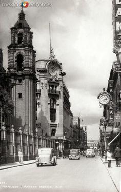 AvenidaFranciscoI.Madero