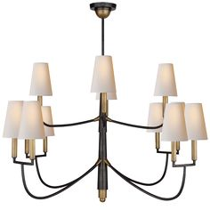 Entry | Farlane Large Chandelier