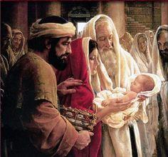 """Esta fiesta, que también se le llama """"La Candelaria"""", es de origen oriental. La celebraban hasta el siglo VI a los cuarenta dias de la Epifania, el 15 de febrero, después pasó a celebrarse el 2, por ser a los cuarenta dias de la Navidad, 25 de diciembre"""