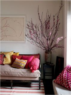 Cherry Blossom Corner