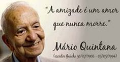 """- """"Preclaro Oswaldo Oleare    Mário Quintana, como você, foi jornalista  durante toda  a vida sempre vivida em Porto Alegre.  Certa oc..."""