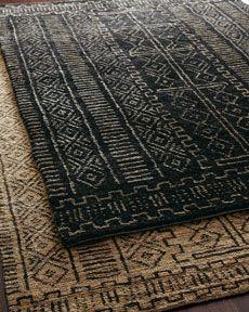 If the floors went a bit darker ,, a classic pattern ,, Ralph Lauren 'Kenya' rug via Horchow