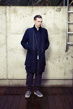 Casely-Hayford AW13 Look 8