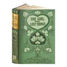 The Girl Who Lost Things Card