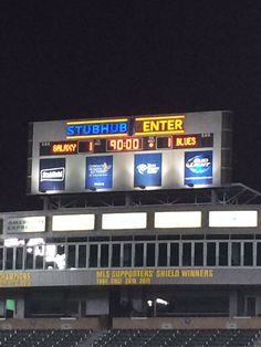 Blues take a point at @StubHubCenter against @LAGalaxyII! Final score 1-1 #405Derby