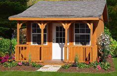 12x24 T-1-11 Cottage | Leland's of Jacksonville