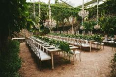 A Greenery-Filled Hawaiian Wedding in a Historic Sugar Mill Reception Layout, Lesbian Wedding, Bridal Photography, Hawaii Wedding, Event Photos, Beautiful Couple, Wedding Events, Weddings, Wedding Bells