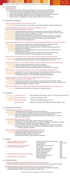 7 Tips for Designing the Perfect Resume Perfect resume, Creative - post grad resume