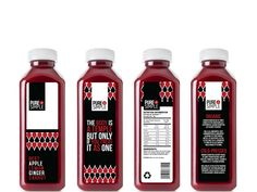 Pure & Simple Organic Juices PD