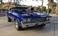1968 Chevrolet Chevelle SS 468, You Have To See This! Click to Find out more - http://fastmusclecar.com/1968-chevrolet-chevelle-ss-468-you-have-to-see-this/ COMMENT.