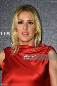 Ellie Goulding attends Intimissimi On Ice 2015 on October 9, 2015 in Verona, Italy.
