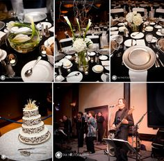 Planning a Michigan Wedding with Pearls Events: Real Wedding 2010 | Lindsay & Ryan