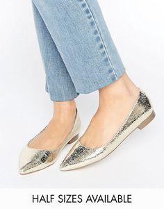 Sandales Plates, Tenue, Chaussures Femmes Talons, Chaussures À Bout, Chaussures Plates, Chaussures Femme, Ballerines D'or, Chaussures De Mariage, Perdu