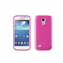 Funda Galaxy S4 Mini Muvit - Minigel Rosa  € 9,99