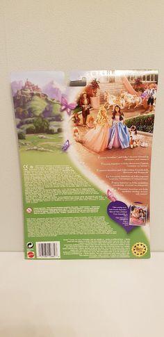 Barbie Princess And The Pauper Erika & Dominick Outfits BNIB | eBay Doll Clothes Barbie, Barbie Dolls, Princess And The Pauper, Barbie Princess, Doll Outfits, Erika, Ebay, Princess Barbie, Barbie Doll