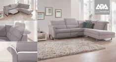 Sitzgarnitur ADA Modell Ergo Glide Compact 6981 Sofa, Couch, Compact, Furniture, Design, Home Decor, Art, Model, Craft Art