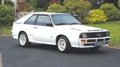 Rarely On Offer: 1985 Audi Sport Quattro | Bring a Trailer