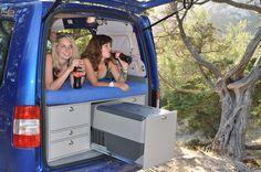 Mit VanEssa und Caddy in Korsika