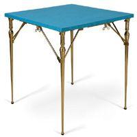 Soane folding game table