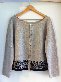 Super Crochet Sweater Raglan Fair Isles Ideas - Before After DIY Knitting Charts, Sweater Knitting Patterns, Knitting Stitches, Knitting Designs, Knit Patterns, Hand Knitting, Fair Isle Knitting, Pulls, Knitwear