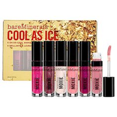 bareMinerals Cool As Ice Set - $25 #GiftExtraordinary #Sephora #Gifts #Holiday
