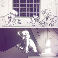 More storyboard highlights from @TheValiardMansion || #storyboard #animation…
