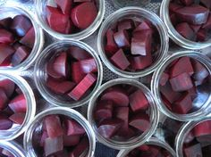 Pickled Beets!! Thanks Kans!   Canadian Crafter: Canning