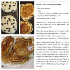 Delicious easy muffins and biscuits made with aunt jemima pancake aunt jemima chocolate chip pancakes ccuart Choice Image