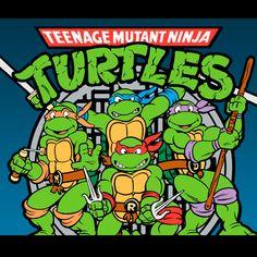Hoje é o Dia Mundial da Tartaruga! Você se lembrou delas? \o/ \o/ #TeenageMutantNinja #TartarugasNinjas #Geek