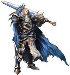 Knight Paladin Fighter