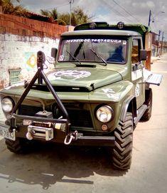 Motorhome, Vintage Cars, Antique Cars, Big Wheel, Jeep 4x4, Offroad, Cool Cars, Diesel, Monster Trucks