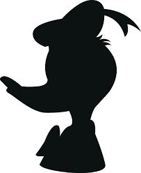 silhouette donald - Recherche Google