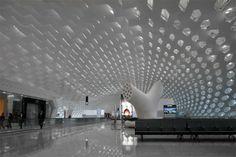 Shenzen bao'an 国際空港の新ターミナル | デザインを伝えるDesigndom