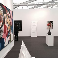 Matt Johnson — at Frieze London London Art Fair, Frieze London, Loft, Bed, Furniture, Home Decor, Decoration Home, Stream Bed, Room Decor