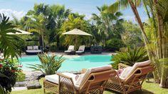 Abama Golf & Spa Resort - Semi-private garden of a Tagor Villa Room at Abama Golf and Spa Resort