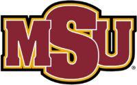 Mustangs, Midwestern State University (Wichita Falls, Texas) Div II, Lone Star Conference #Mustangs #WichitaFalls #NCAA (L7786)