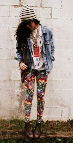 hipster fashion | hipster-fashion-19 : theBERRY | We Heart It