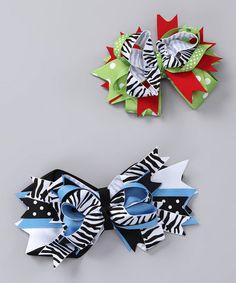Cool hair bows, Im a total bow addict!