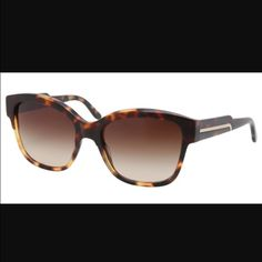 Stella McCartney sunglasses Tortoise square sunglasses are here just in time for summer! Bottom half is a lighter tortoise. Darker half and arms are a darker tortoise. Case and duster included! Like new...not a scratch! Stella McCartney Accessories Sunglasses